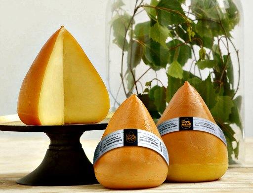 Tetilla Cheese From Galicia