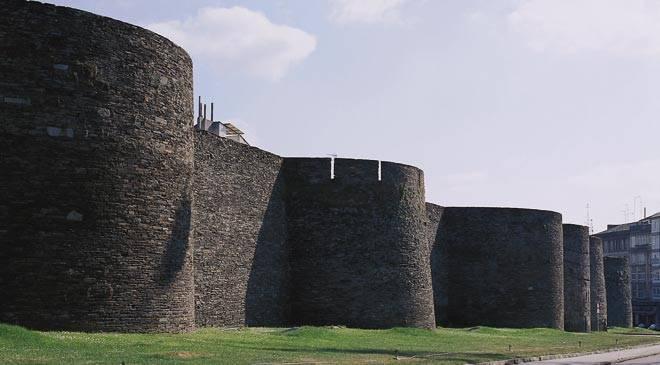 Resultado de imagen de lugo walls