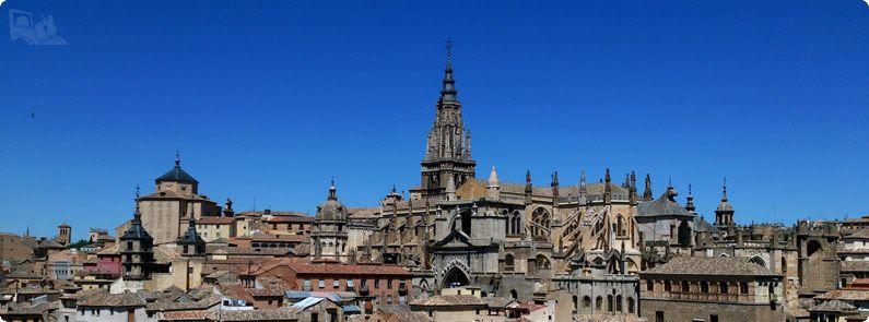 スペインでもっとも魅力的な古都 トレド