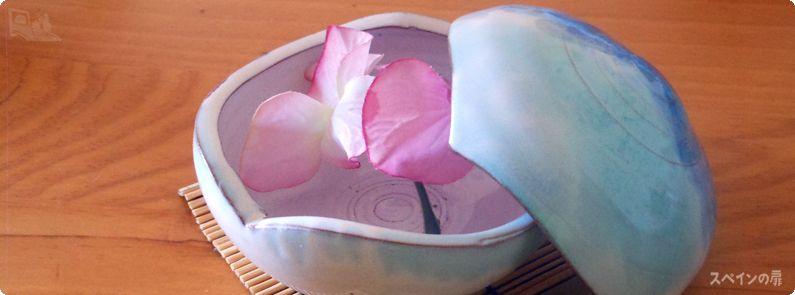 スペイン アルバセテの陶芸家