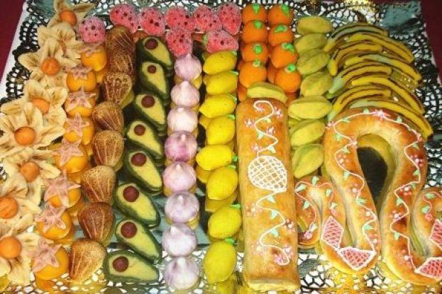 色とりどりのモカロダとともに華を飾るPiuletaとTronaor。