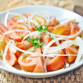 Spanish Style Summer Salad
