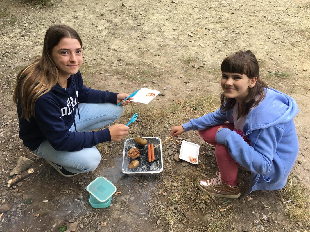 You are currently viewing Grillen: Ausflug zu den Steinhofgründen