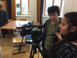 Read more about the article Videoworkshop in der 4b
