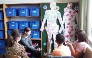 Projekttag zum Thema Menschenrechte