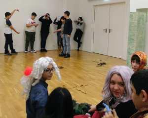 Workshop im Dschungel Wien