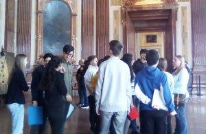 Besuch des Belvedere