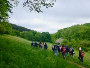 Read more about the article 1c auf Wandertag