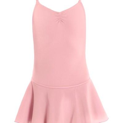 Leotard with Skirt-Ballet Pink