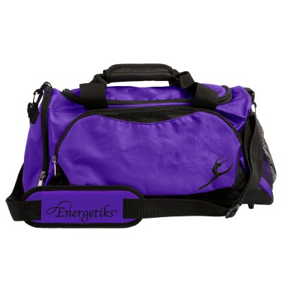 Medium Dance Bag-Black/Deep Purple
