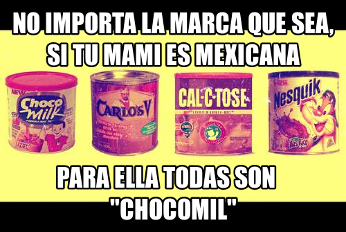 chocomil