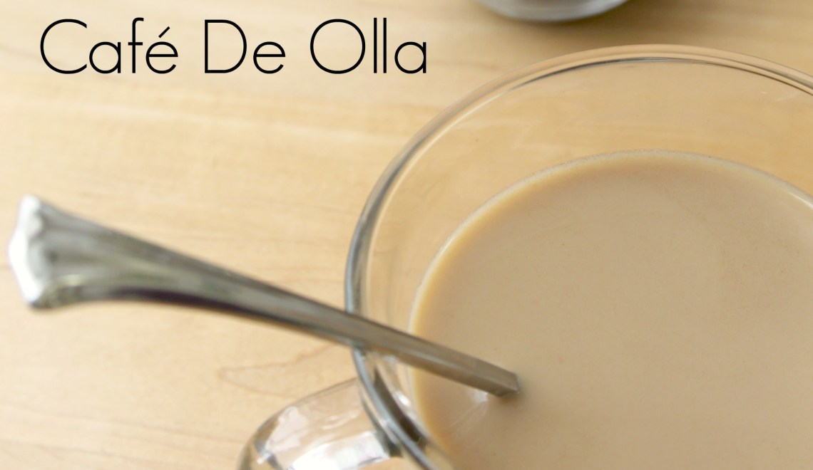 Café De Olla (no straining required)