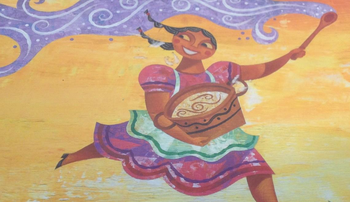 The Cazuela That The Farm Maiden Stirred.
