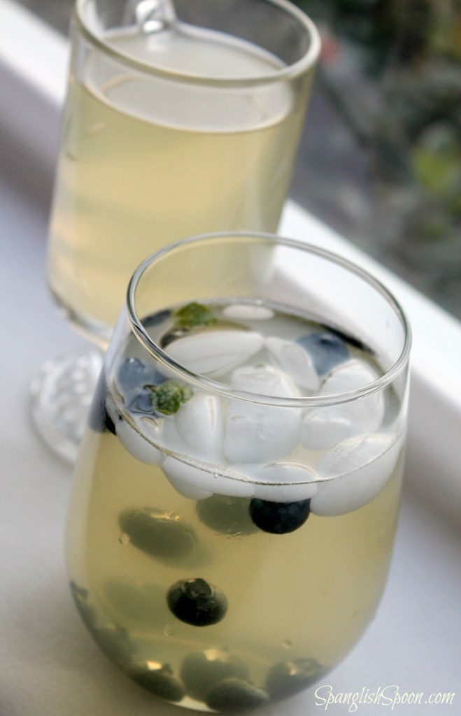 Mint and Ginger Tea