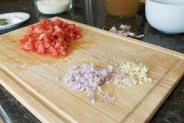 Shrimp and Garlic Mexican Rice