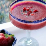 Strawberry Watermelon Margarita