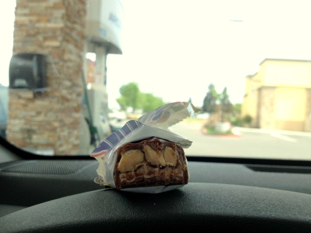 Snickers at 7 eleven 5