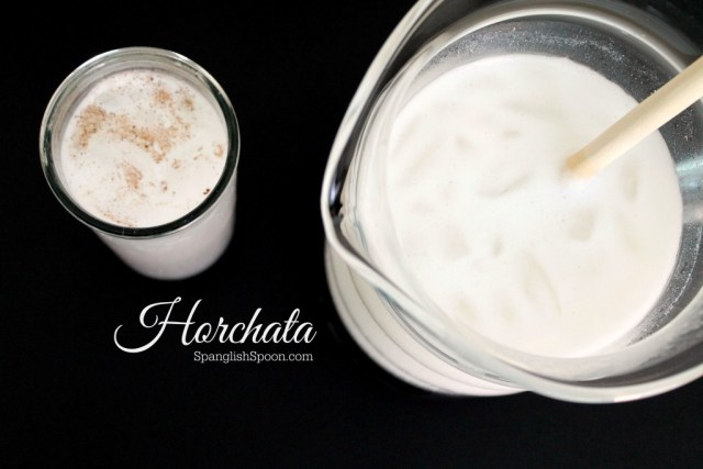 How to make agua de horchata