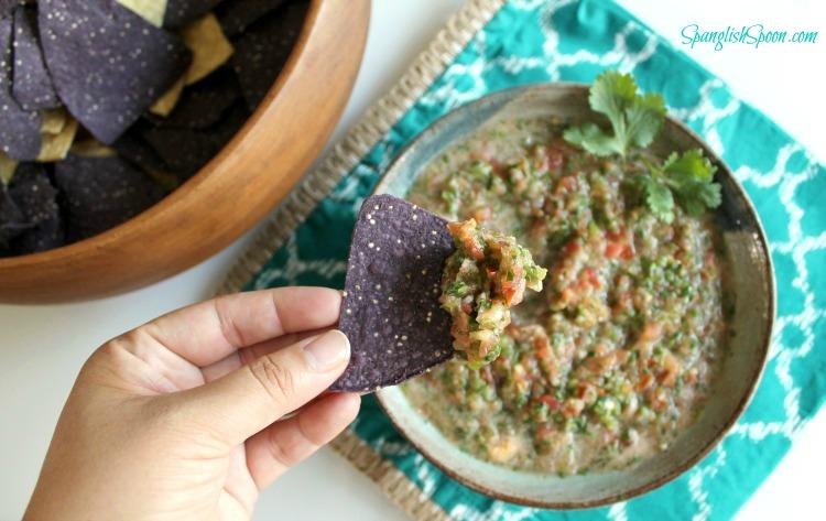Easy Fresh Salsa 14.2spsp