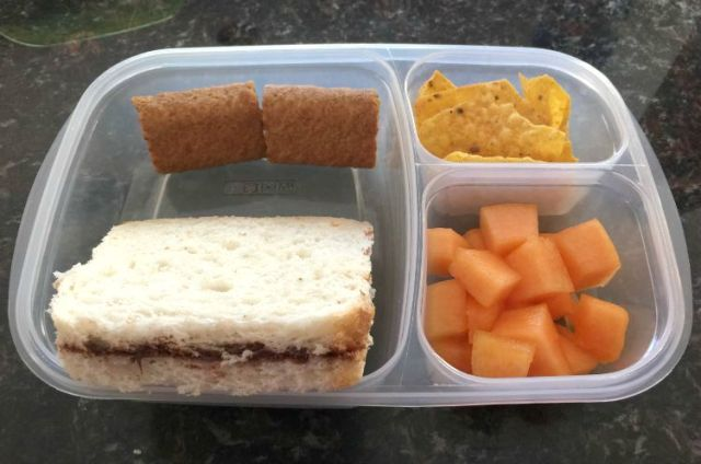 School lunches 10