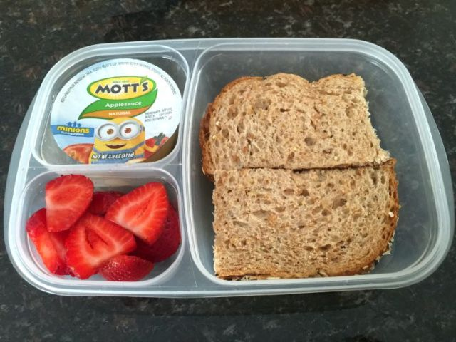 School lunches 8