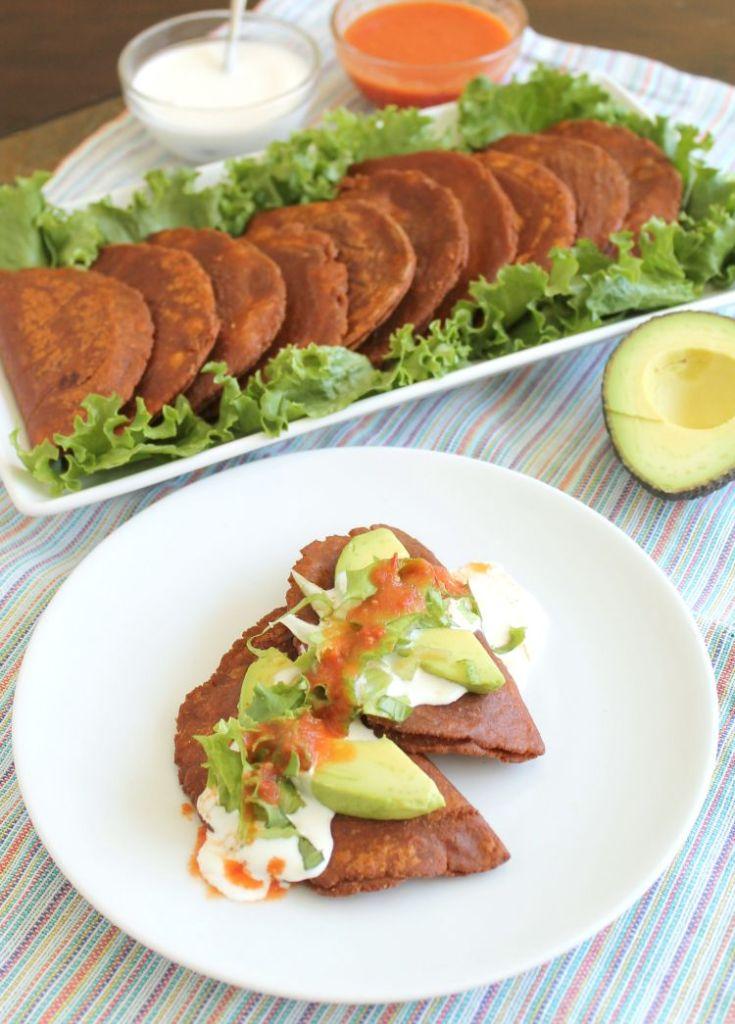 Enchiladas Potosinas 3