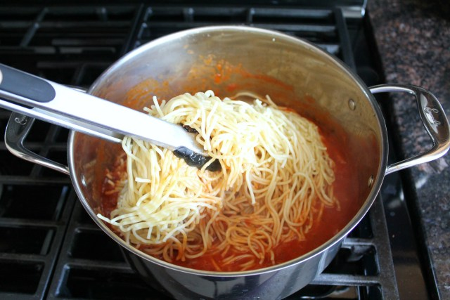 How to reduce the acidic taste in spaghetti sauce 11
