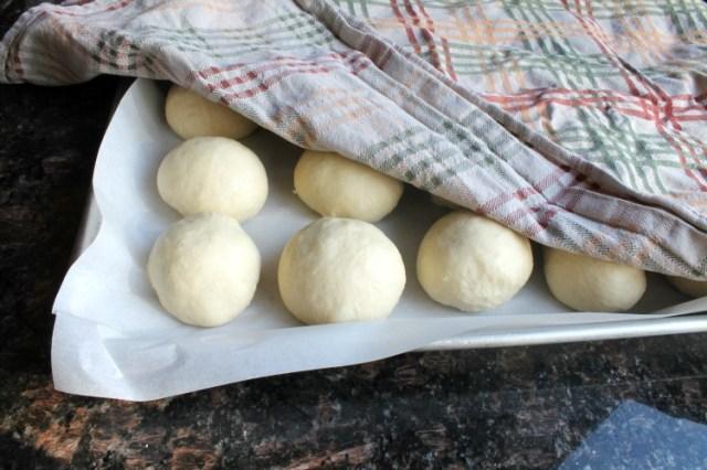 Homemade Butter Rolls 10