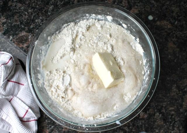 Homemade Butter Rolls 5