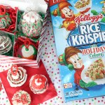 Kellogg's Rice Krispies Ornament Treats