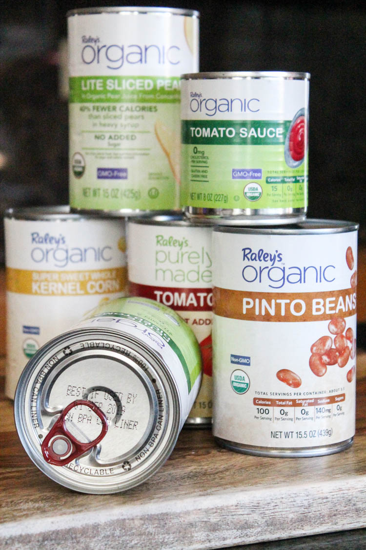 Bpa In Organic Canned Food