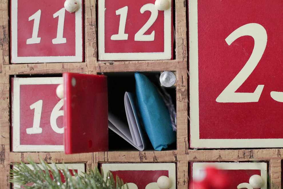 28 Days of Advent Calendar Activities
