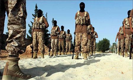 grupo armado de Libia