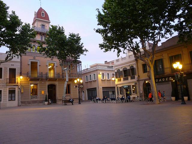 rincones secretos de barcelona plaza concordia