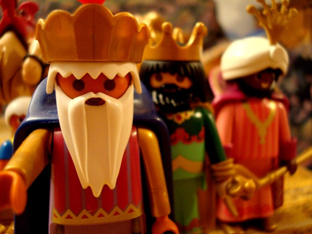 Reyes Magos clicks