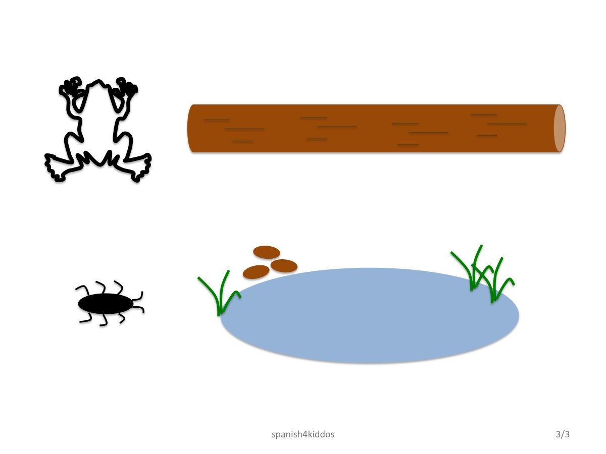 Rhyming Patterns Frog