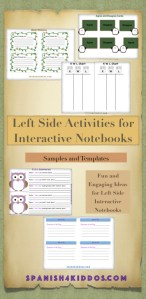 left side activities