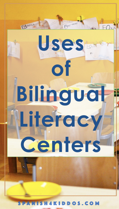 bilingual literacy centers