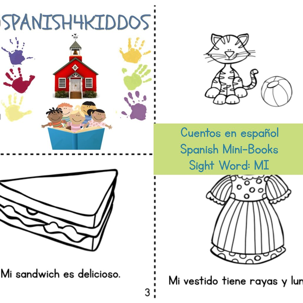 Homepage Spanish4kiddos Educational Resources