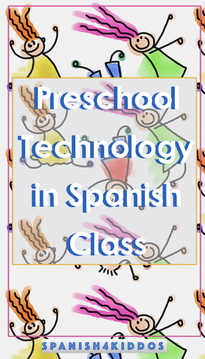 preschool technology