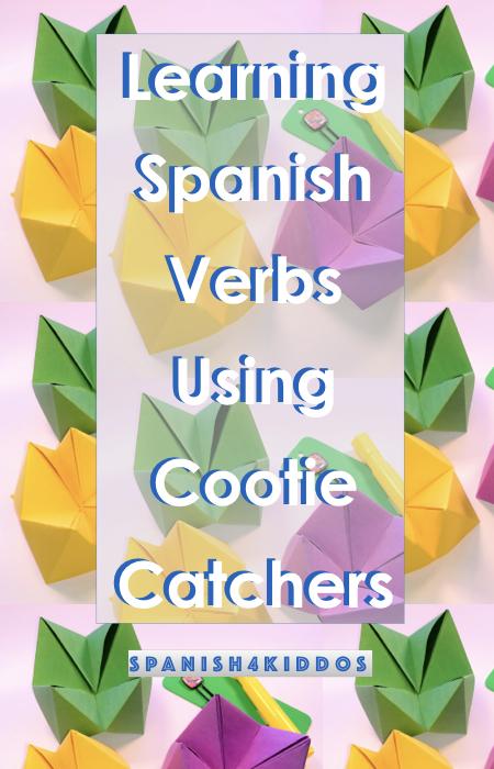 learn Spanish verbs