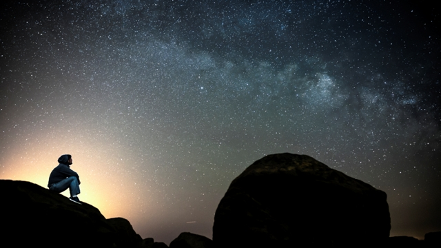 Image result for looking up at the stars