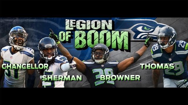Legion Of Boom Una Secundaria Con Denominación De Origen