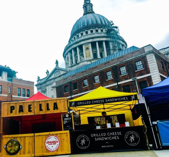 photo paella St Pauls