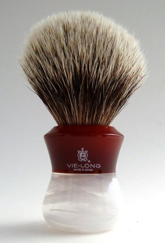 Vie Long 16910 Silvertip Badger Hair Shaving Brush Mens