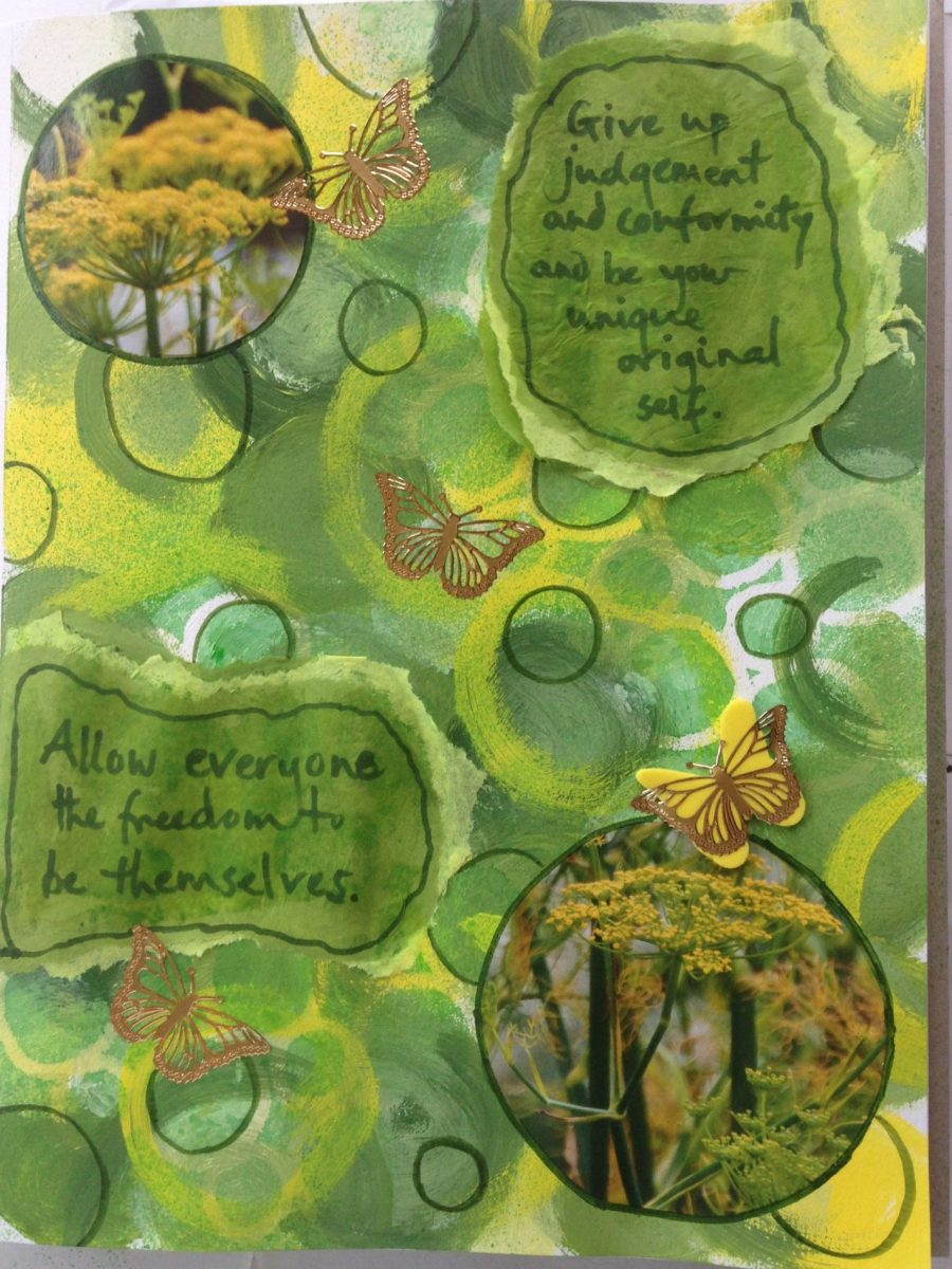 Art Journaling Class | Spanish Peaks County - Explore Southern Colorado's  rich history, natural wonders, and artistic inspiration