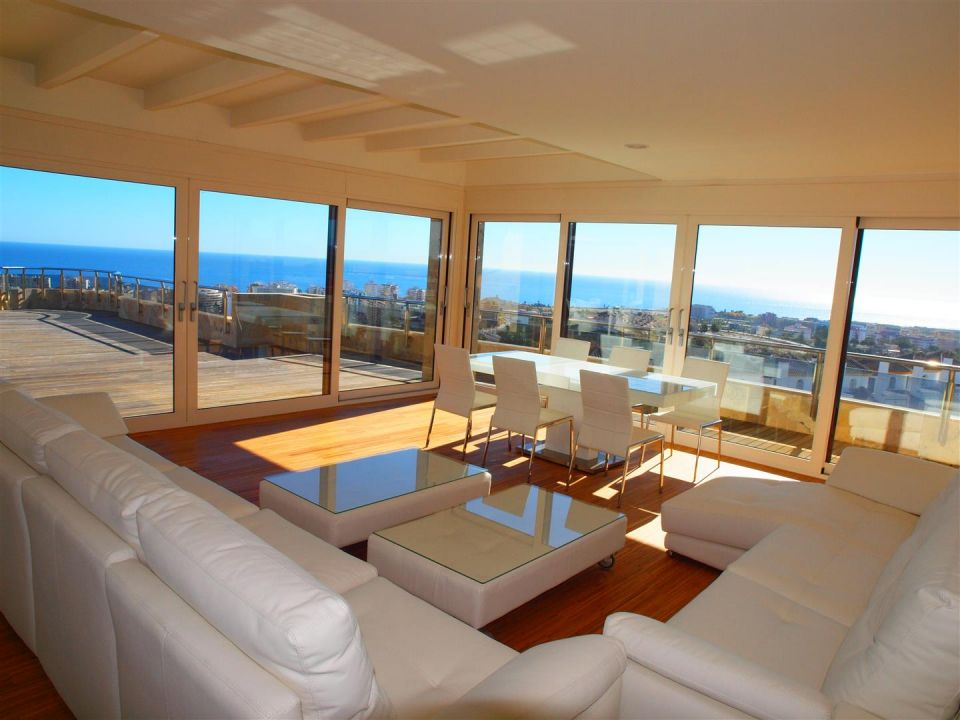 Reduced To 720,000 Euros U2013 Torre Del Mar Modern Luxury Contemporary  Penthouse For Sale 4 Bedrooms U2013 Malaga Estates And Luxury Homes