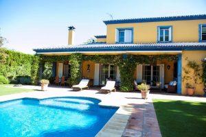 Sotogrande Cadiz Modern, Luxury And Contemporary Villa For Sale 5 Bedrooms