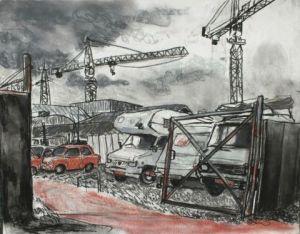 tekening, 2012
