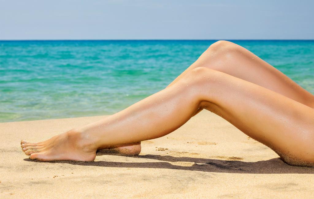 Strande nudist Hvor bader